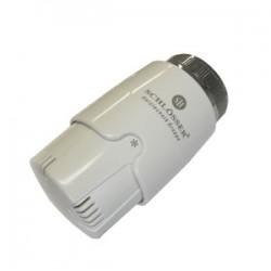 Głowica termostatyczna Diamant Invest biała