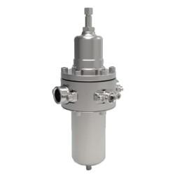 Reduktor ciśnienia z filtrem II° stopnia